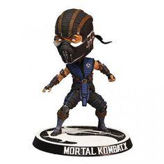 Mortal Kombat X - Sub-Zero Figure