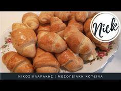 Τα πιο γρήγορα Τυροπιτάκια |the Fastest cheese pies| Klarakis Kouzina - YouTube