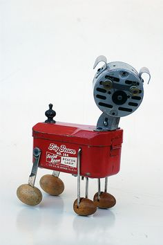 Robo Pup by Lockwasher, via Flickr