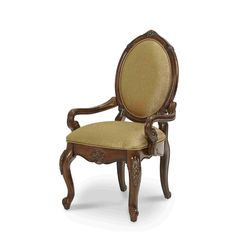 AICO Furniture - Lavelle Melange Arm Chair (Set of 2)  - 54004-34