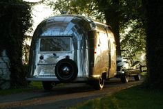 1956 Airstream Bubble Trailer