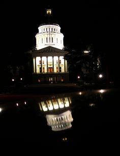 Sacramento - California State Capitol