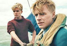 Tom and Jack Jack Lowden Dunkirk, Dunkirk Cast, Life Moves Pretty Fast, Best Dramas, Falling In Love With Him, Christopher Nolan, Film Books, Drama Film, Cover Pics