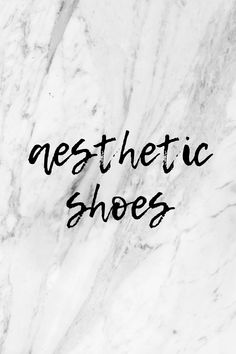 Aesthetic Shoes, Aesthetic Pictures