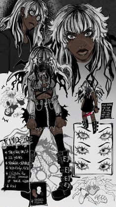 Fantasy Character Design, Character Design Inspiration, Character Art, Cute Art Styles, Cartoon Art Styles, Fanart, Grunge Art, Art Poses, People Art