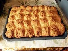 JOGURT-EN-KONDENSMELK-BESKUIT Oven Recipes, Baking Recipes, Cookie Recipes, Dessert Recipes, Bread Recipes, Rusk Recipe, Kos, Cream Puff Recipe, South African Recipes