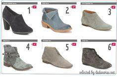 Unas Low Boots para septiembre. - http://www.dadanoias.net/2012/07/16/unas-low-boots-para-septiembre/