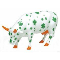 Cows on Parade Lucky Cow Collectible Figurine