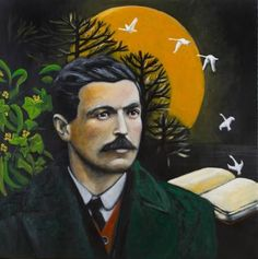 Original Portrait Painting by Antoon Knaap Roisin Dubh, Easter Rising, Original Art, Original Paintings, Michael Collins, Buy Art, Ireland 1916, Documentaries, Saatchi Art