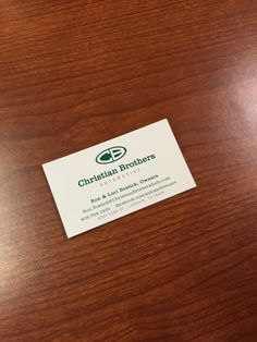 Christian Brothers Automotive Free Oil Change Pass--Valued at $40.00--Bidding starts at $5.00