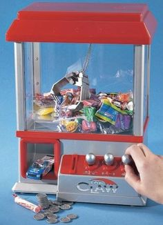 Claw game for your home.