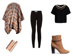"""""""Fall"""" by varadimelinda on Polyvore featuring H&M, Boutique Moschino and Charlotte Tilbury"""