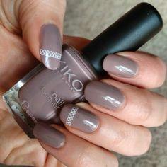 #notd kiko nail lacquer n 319  #nails #nailart #bbloggers #ibbloggers #cosmetic #cosmetics #polish #nailpaint #nailpolish #nailpainting #beauty #makeupjunkie #blogdemaquillaje #bloggers #bloggertime #beautyblog #makeupblog #beautyblogger