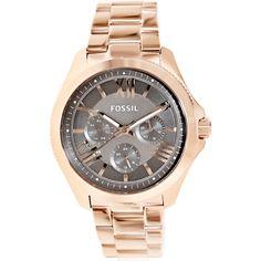Por estar en nuestra semana de lanzamiento, tenemos este maravilloso reloj Fossil para mujer con el 10% de descuento. ¿Qué estás esperando para tenerlo? Ingresa a http://masivashop.com  Precio regular: $420.00 COP  #Fashion #Accessories #Accesorios #Watch #Watches #WomensWatch #RelojesParaMujer #RelojParaMujer #RelojFossil #FossilWatch #FashionEcommerce #Ecommerce