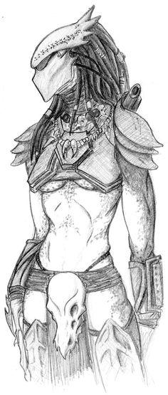 She Predator? by isabel on deviantART