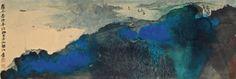 Zhang Daqian: Overlooking the Gongting Lake | China Online Museum