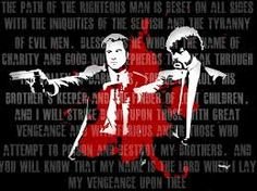 Image result for pulp fiction wallpaper