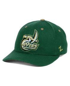 Zephyr Charlotte 49ers Competitor Cap - Green Adjustable