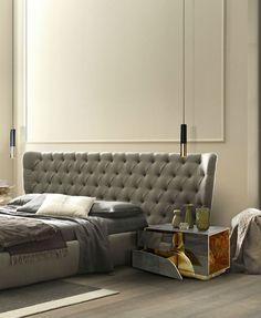 10 Moderne Nachtschränkchen Für Einen Luxusschlafzimmer Sommer-Trends #Lapiaz @bocadolobo  Sehen Sie mehr: http://wohnenmitklassikern.com/klassich-wohnen/sommer-trends-wie-sie-diesen-sommer-moderne-wohnzimmer-dekoration-schaffen/