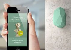 Estimote iBeacons can be used for in-smarthome location tracking.