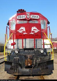 RailPictures.Net Photo: RJC 3944 R.J. Corman Railroads EMD SD40-2 at Lexington, Kentucky by TJ Mahan