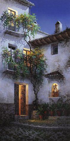 Tengase Presente: Pintor Luis Romero