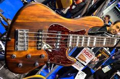 Bass Player Magazine's Photo Coverage of Winter NAMM 2017 | Bassplayer