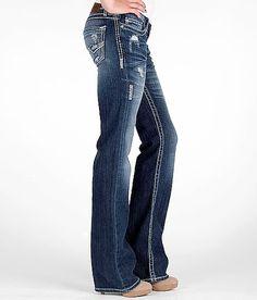 Silver Jeans Frances 22 Low Rise Flare Jean | Bottoms | Pinterest ...