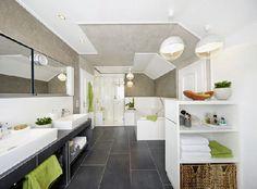 Homeplaza - Mit Mineralputz das Bad wohngesund und stilvoll gestalten - Individuell und ausdrucksstark