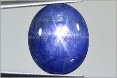 Natural No Heat Blue SAFIR Star - BSS 121