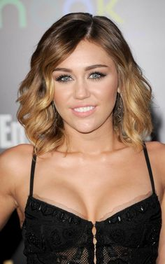 I love her new hair!! might have to do this!