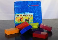Beeswax Crayons - Block Style $11