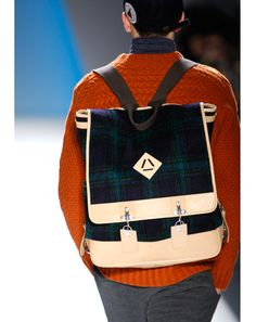 The Best Men's Bags from New York Fashion Week Fall 2012: Fashion Shows: GQ