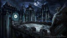 Batman, est une des fictions les plus influencées par l'architecture. En effet, elle se déroule quasiment uniquement dans la ville d...