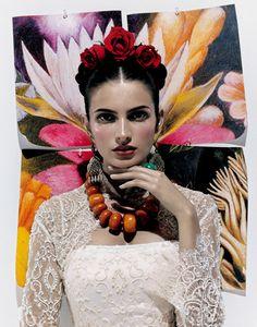 Frida Kahlo Inspired Fashion