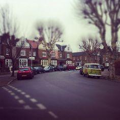 St Margaret's Road, Brockley