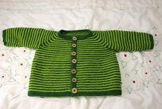 Ravelry: Simple Baby Cardigan pattern by Hilde Venevil Sandhu