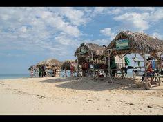 Diashow - Isla Paraiso/Paradise Island/Paradies Insel - Cayo Arena - Punta Rucia - Nordwestküste Dom Rep
