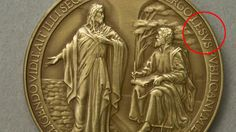 What would Lesus do? Vatican withdraws misspelled Papal medals - http://thedailydrudgereport.com/2013/10/11/top-news/what-would-lesus-do-vatican-withdraws-misspelled-papal-medals/