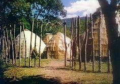 Wolf Creek Indian Village , Virginia