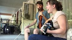 - Faretheewell / Dink's Song Charm City Sessions: Caleb Stine with Claire Anthony