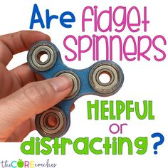 Are fidget spinners helpful or distracting writing prompt that easily engages students in the writing process.