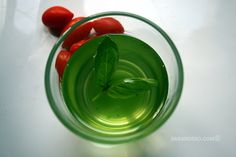 Basilcello, Basil Liqueur-Liquor Recipe