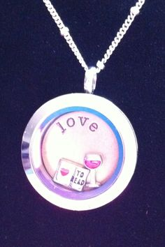 """Book club locket        Origami Owl Living Locket.   - Origami Owl - ORDER BY CLICKING ON PHOTO 1) Click """"Sign in to My Account"""" 2) Create Account 3) Happy Shopping! #10657"""
