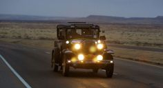 Cross the United States With Ford Model A 1930