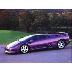 "LAMBORGHINI DIABLO - Diablo, for the Duke of Veragua's ferocious bull famous for fighting an epic battle against ""El Chicorro"" in Madrid in Mclaren Mercedes, Mercedes Benz, Porsche, Maserati, Bugatti, Ferrari, Lamborghini Diablo, Exotic Sports Cars, Koenigsegg"