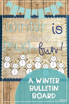 Share what you love about winter with this adorable snowman bulletin board set. Includes bulletin board letters and snowmen with prompts for writing about winter. There's also a blank writing page for making your own writing prompt. With two different wri October Bulletin Boards, Thanksgiving Bulletin Boards, Valentines Day Bulletin Board, Kindergarten Bulletin Boards, Halloween Bulletin Boards, Christmas Bulletin Boards, Teacher Bulletin Boards, Reading Bulletin Boards, Bulletin Board Letters