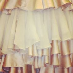 silk, dress