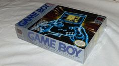 Nintendo Game Boy classic BRAND NEW FACTORY SEALED Tetris pack rare COLLECTORS