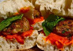 Meatball Sliders Recipe